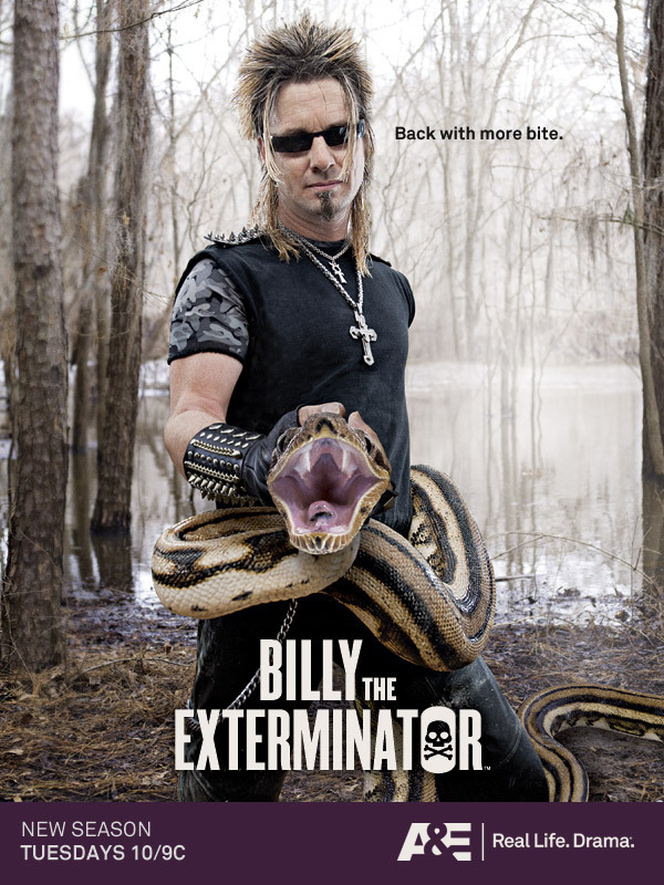 Watch Movie Billy the Exterminator - Season 1