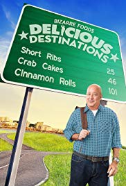 Watch Movie Bizarre Foods: Delicious Destinations season 1