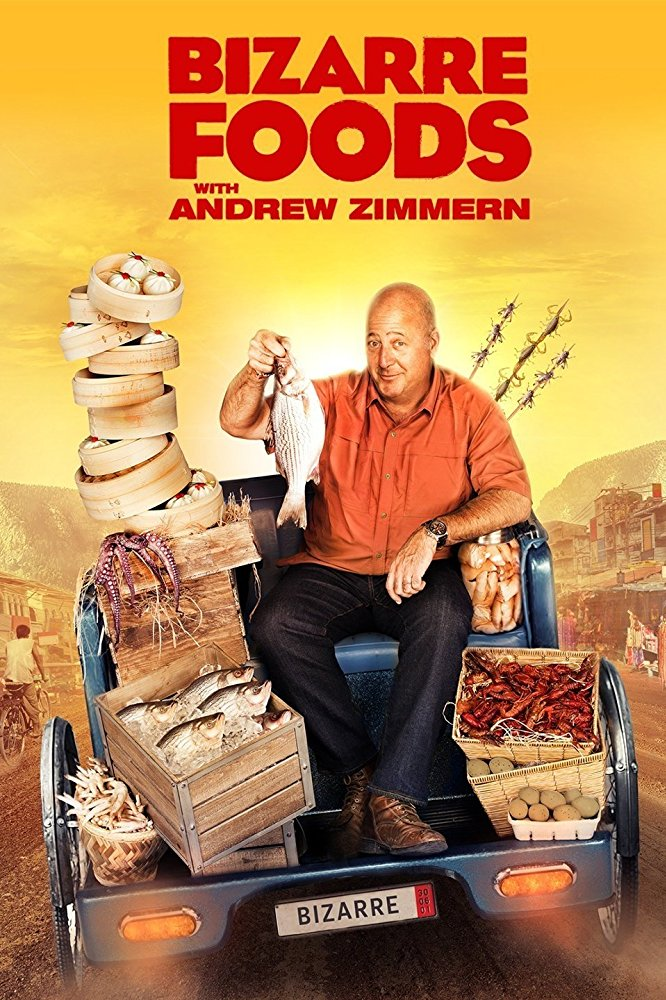 Watch Movie Bizarre Foods with Andrew Zimmern - Season 2