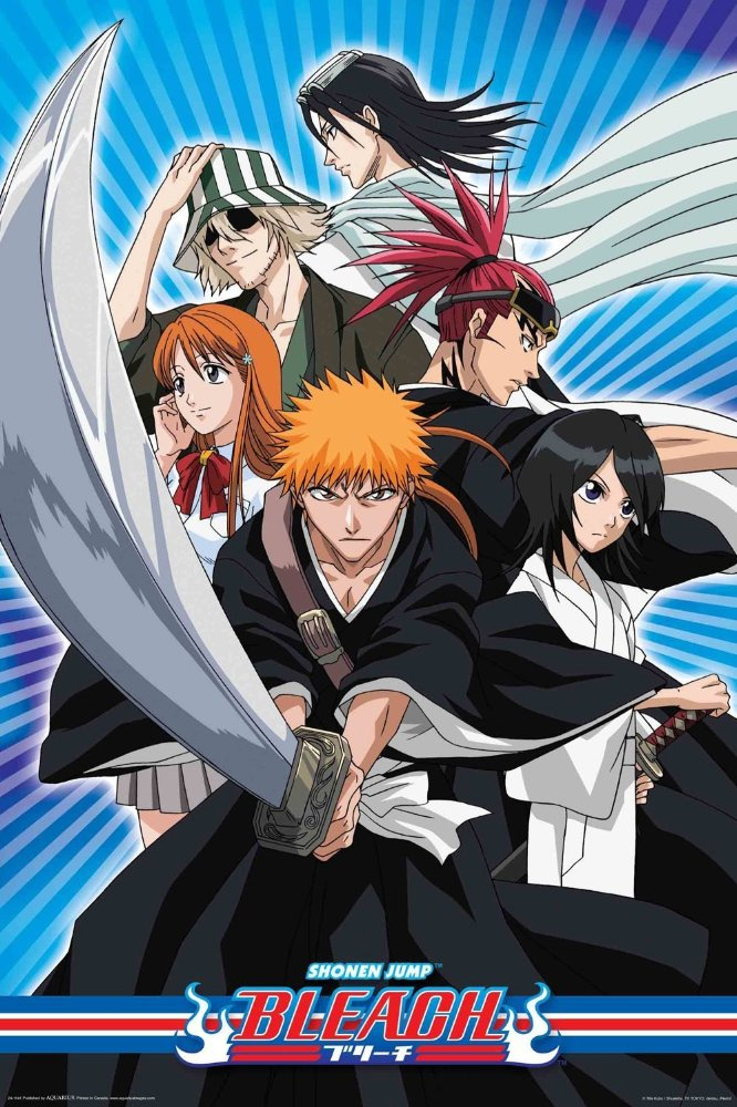 Watch Movie Bleach - Season 08 (English Audio)