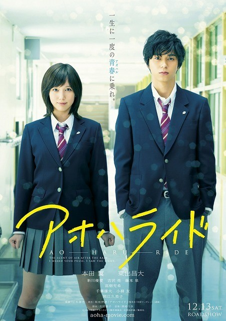 Watch Movie Blue Spring Ride