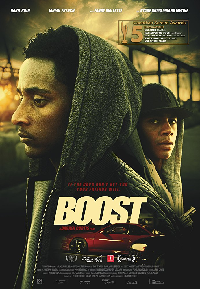 Watch Movie Boost (2017)