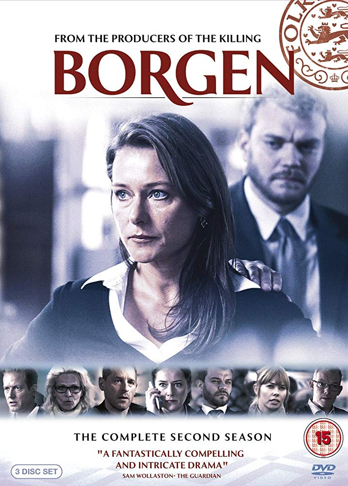 Watch Movie Borgen - Season 3