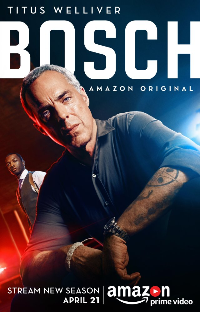 Watch Movie Bosch - Season 3