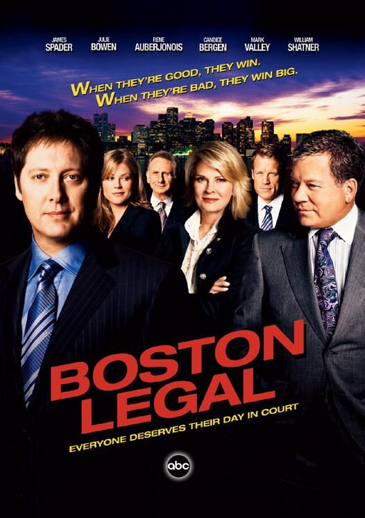 Watch Movie Boston Legal - Season 2