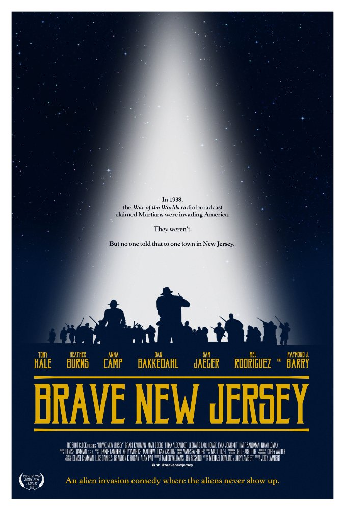Watch Movie Brave New Jersey