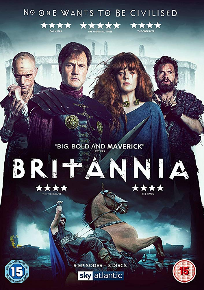 Watch Movie Britannia - Season 2