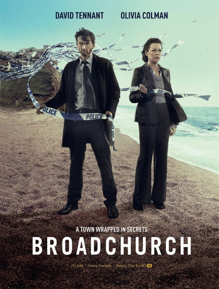 Watch Movie Broadchurch - Season 1