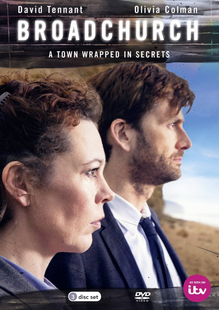 Watch Movie Broadchurch - Season 3