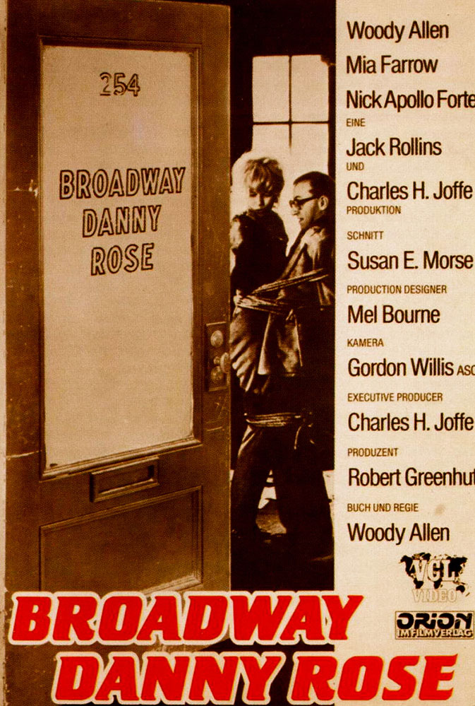 Watch Movie Broadway Danny Rose