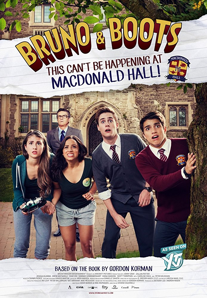 Watch Movie Bruno & Boots: This Can't Be Happening at Macdonald Hal