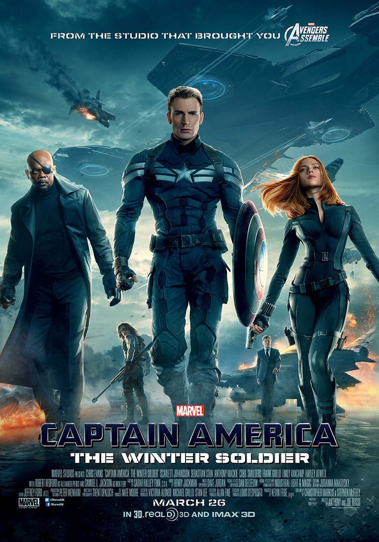 Watch Movie Captain America: The Winter Soldier