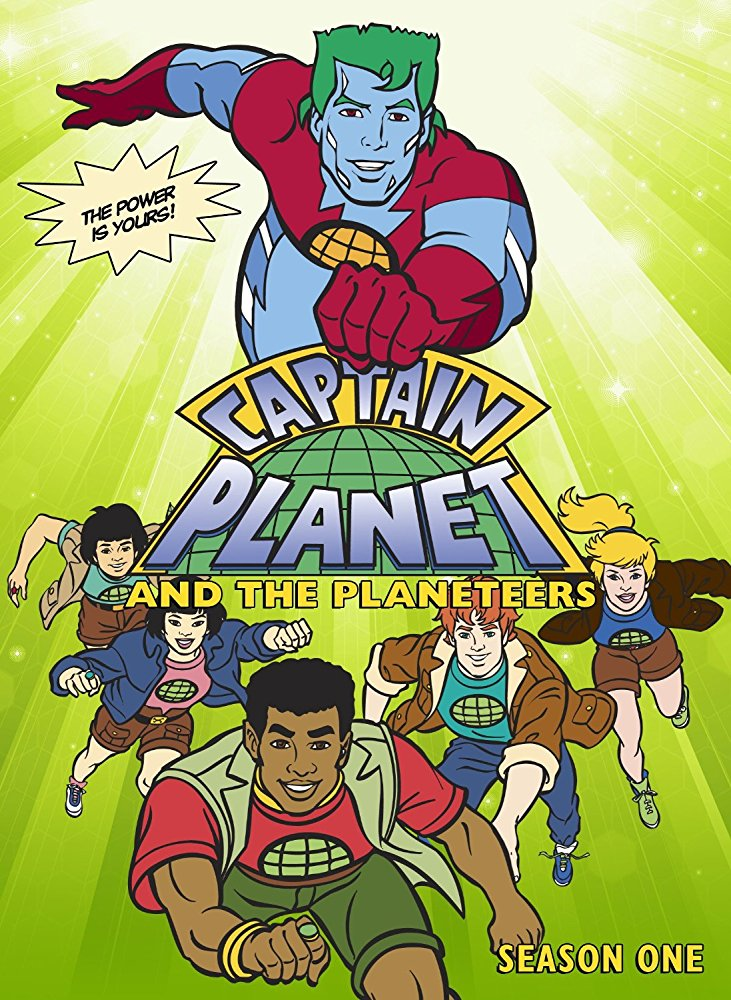 Watch Movie Captain Planet and the Planeteers - Season 3