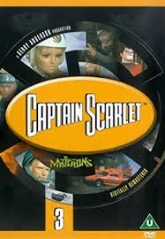 Watch Movie Captain Scarlet and the Mysterons - season 1