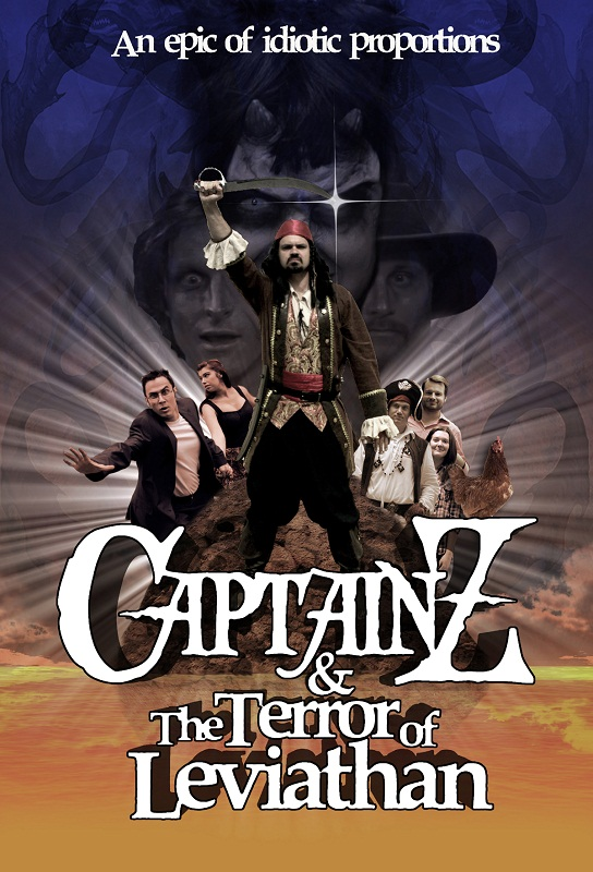 Watch Movie Captain Z and the Terror of Leviathan