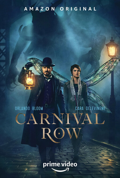 Watch Movie Carnival Row - Season 1