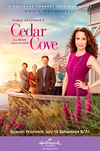 Watch Movie Cedar Cove - Season 3