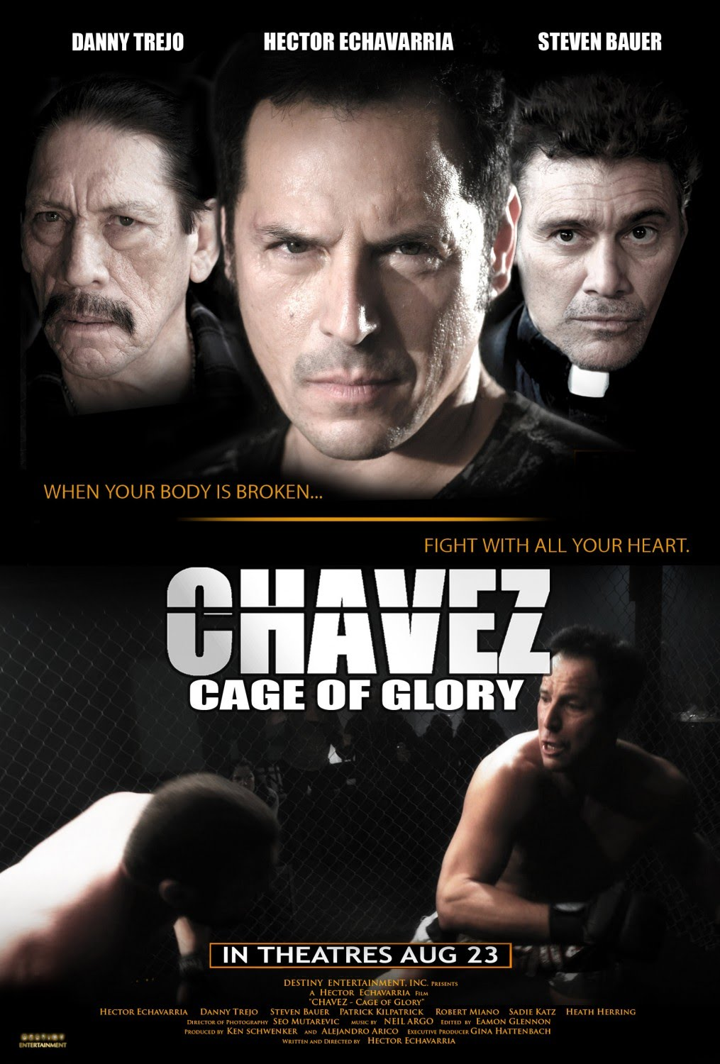 Watch Movie Chavez Cage of Glory
