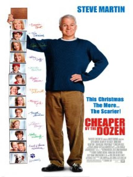 Watch Movie Cheaper By The Dozen