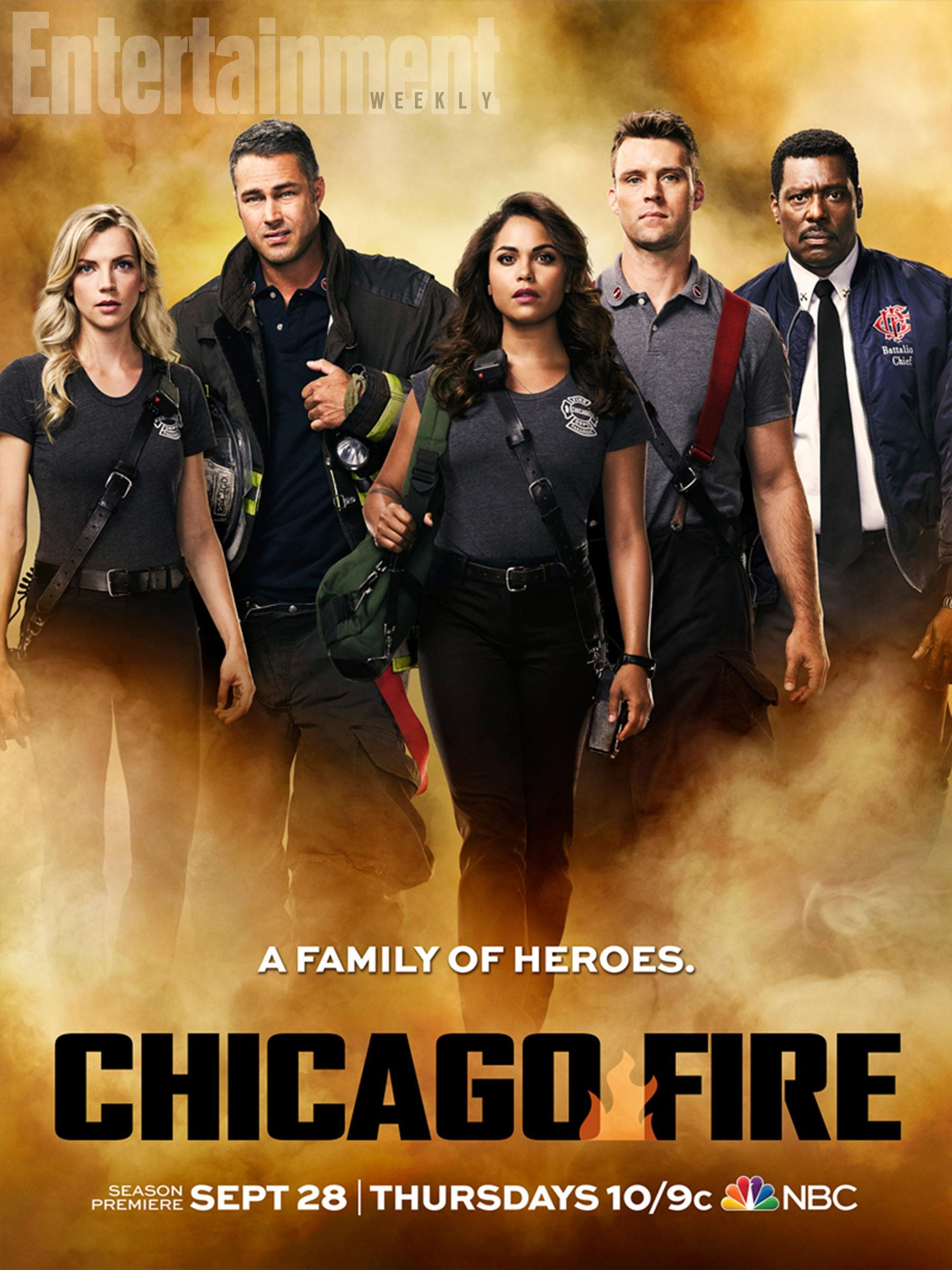 Watch Movie Chicago Fire - Season 6