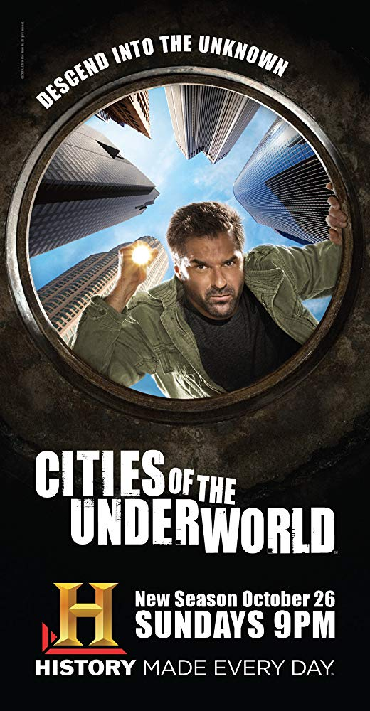 Watch Movie Cities of the Underworld - Season 3