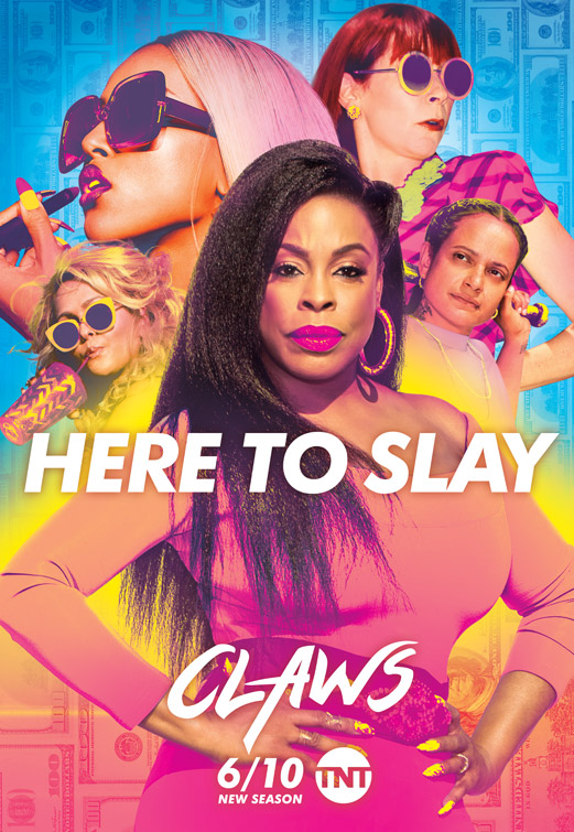Watch Movie Claws - Season 2