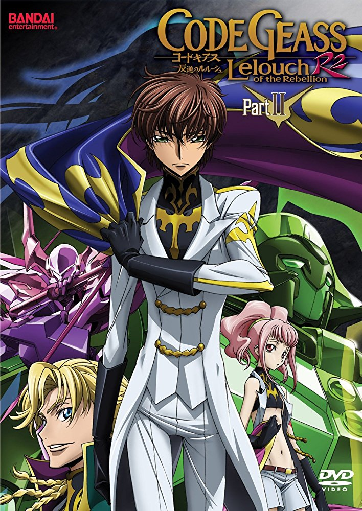 Watch Movie Code Geass: Lelouch of the Rebellion - Season 2