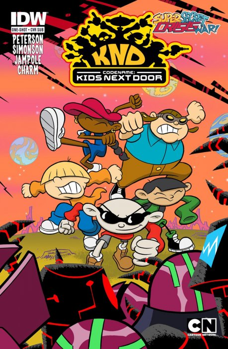 Watch Movie Codename: Kids Next Door - Season 4