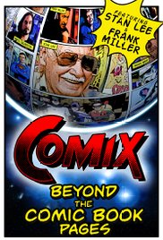 Watch Movie COMIX: Beyond the Comic Book Pages