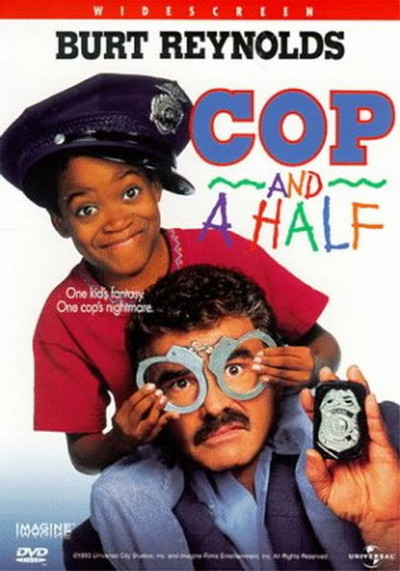 Watch Movie Cop and a Half