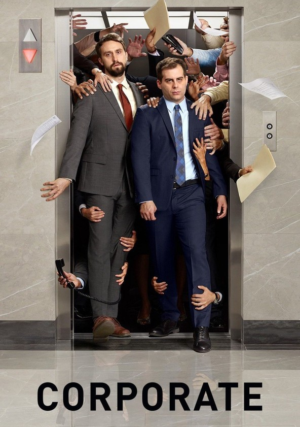 Watch Movie Corporate - Season 3