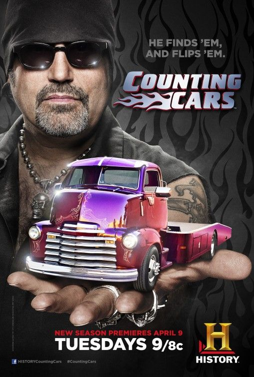 Watch Movie Counting Cars - Season 8