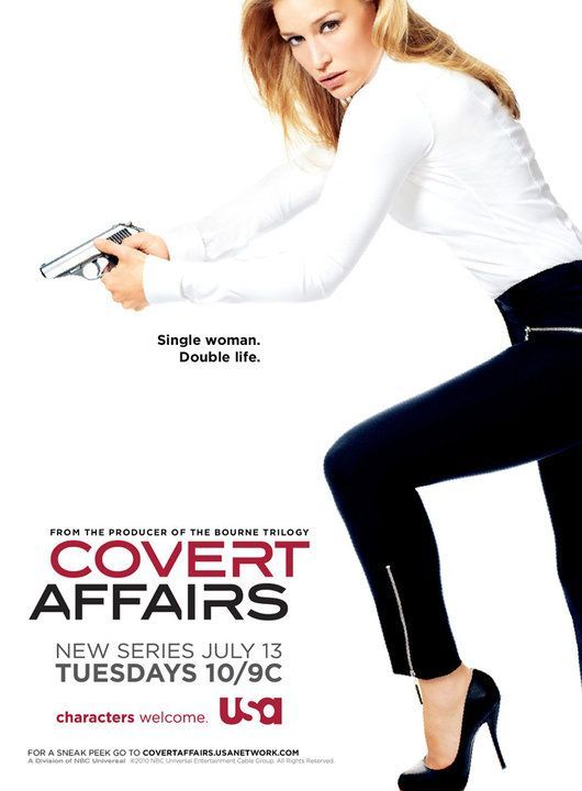 Watch Movie Covert Affairs - Season 1
