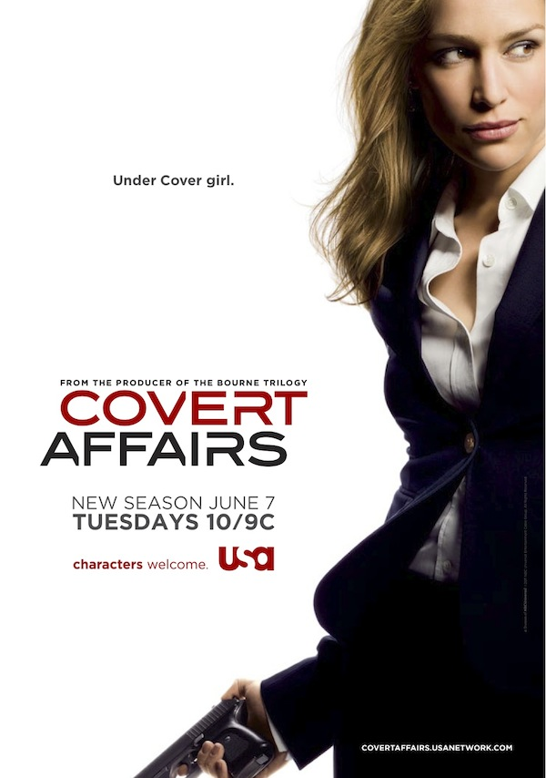 Watch Movie Covert Affairs - Season 2