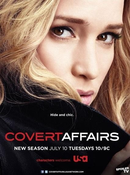 Watch Movie Covert Affairs - Season 3