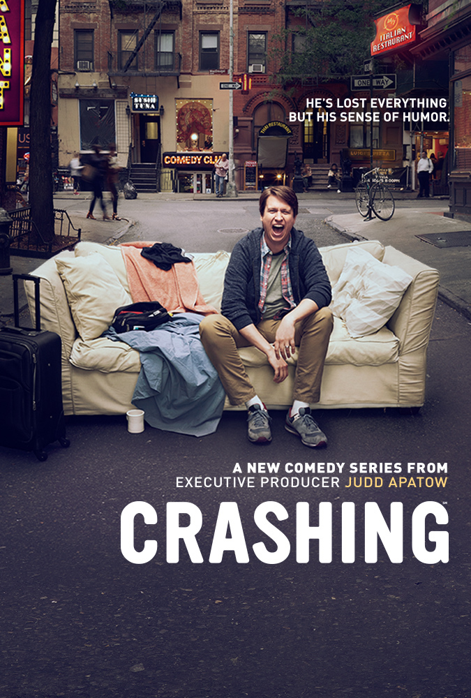 Watch Movie Crashing - Season 2