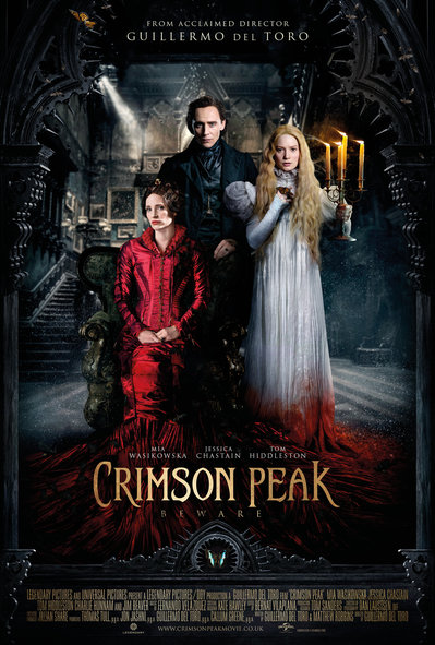 Watch Movie Crimson Peak