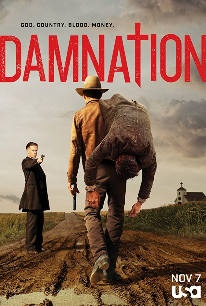 Watch Movie Damnation - Season 1