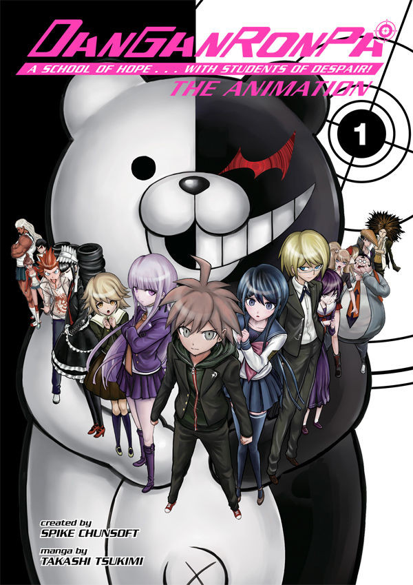 Danganronpa: The Animation - Season 1
