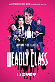 Watch Movie Deadly Class - Season 1