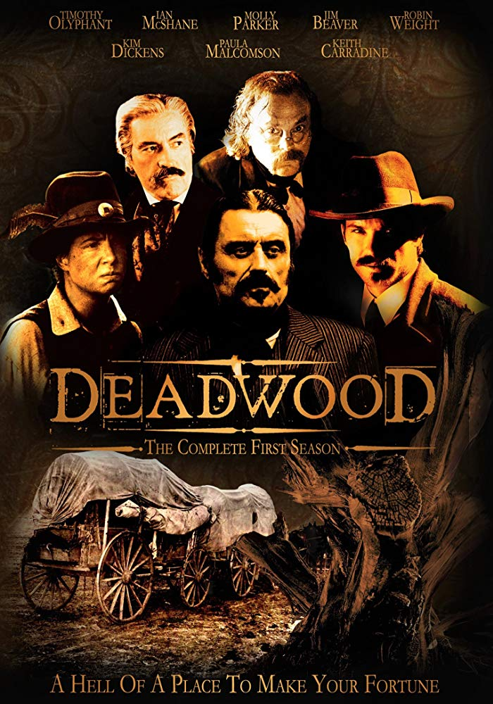 Watch Movie Deadwood - Season 1