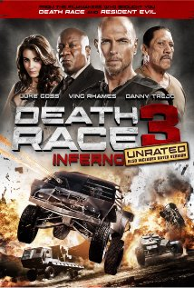 Watch Movie Death Race 3: Inferno