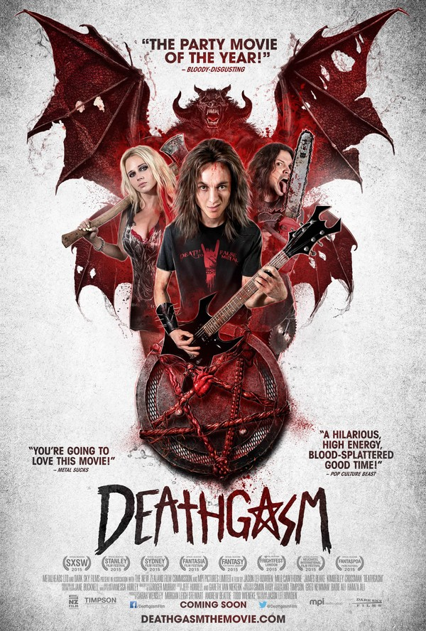 Watch Movie Deathgasm