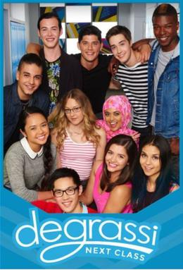 Watch Movie Degrassi: Next Class - Season 2
