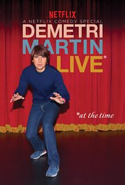 Watch Movie Demetri Martin: Live (At the Time)
