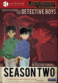 Watch Movie Detective  Conan - Season 2