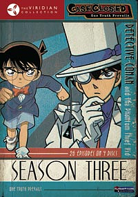 Watch Movie Detective Conan - Season 3