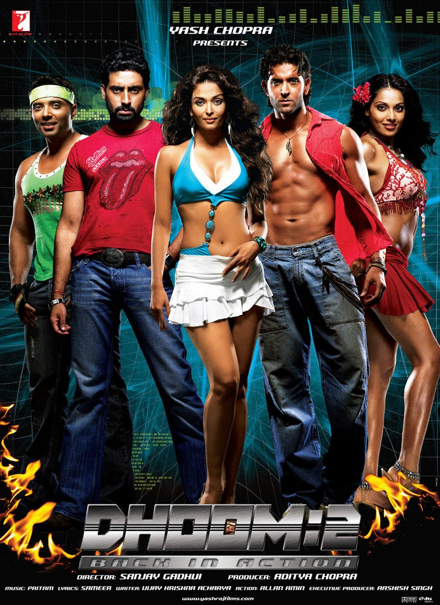 Watch Movie Dhoom 2
