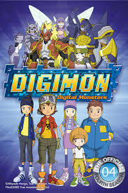 Watch Movie Digimon Frontier