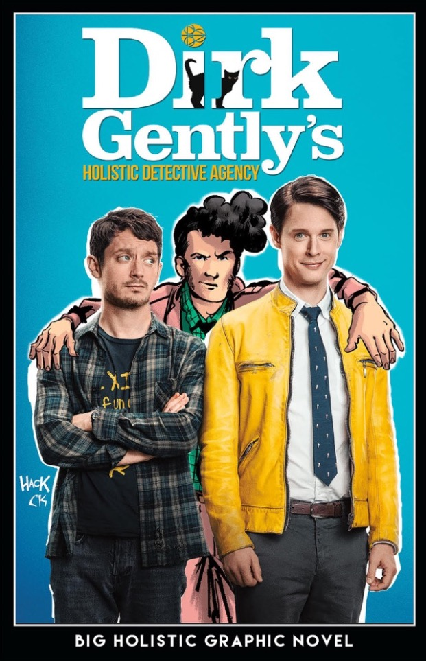 Watch Movie Dirk Gently's Holistic Detective Agency - Season 2